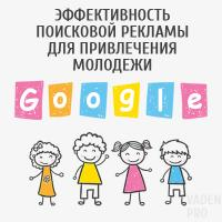 Эффективность поисковой рекламы для привлечения молодежи