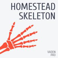 Homestead Skeleton