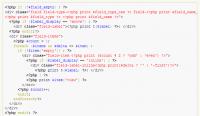 Drupal подсветка синтаксиса geshi filter