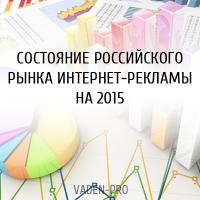 Рынок интернет рекламы РФ 2015