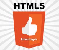 html5 меню